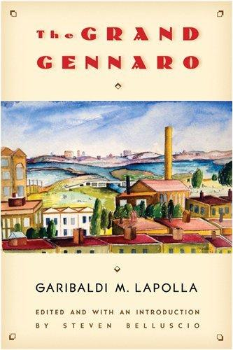 The Grand Gennaro (Multi-Ethnic Literatures of the Americas (MELA))