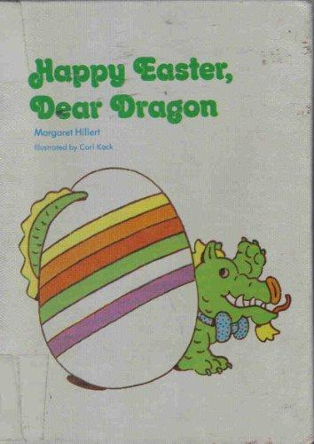 Happy Easter, Dear Dragon (Modern Curriculum Press Beginning to Read Series)