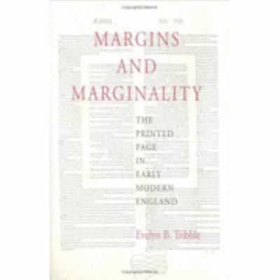 Margins and Marginality The Printed Page in Early Modern England