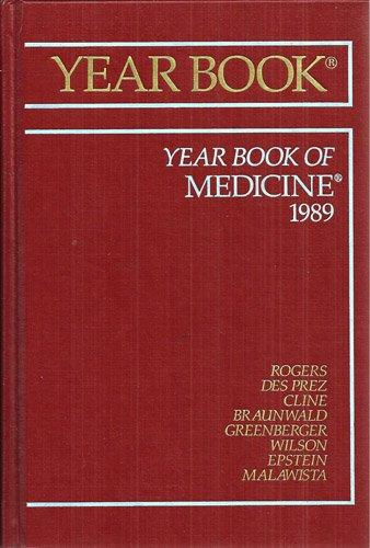 The Year Book of Medicine, 1989