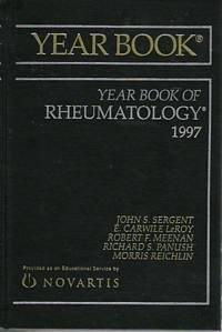 Yearbook of Rheumatology 1997 (Yearbook of Rheumatology, Arthritis, and Musculoskeletal Disease)