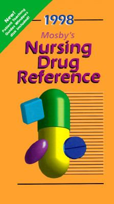 Mosby's 1998 Nursing Drug Reference
