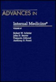 Advances in Internal Medicine