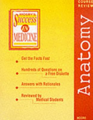 Mosby's Success in Medicine: Anatomy (IBM) - Mosby Staff - Paperback - BK&DISK