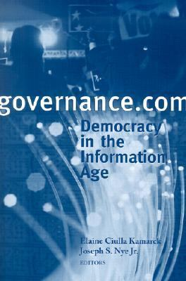 Governance.Com Democracy in the Information Age