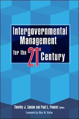 Intergovernmental Management for the 21st Century