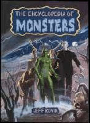 Encyclopedia of Monsters - Jeff Rovin - Hardcover