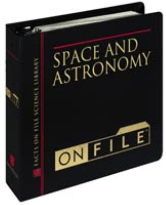 Space and Astronomy on File