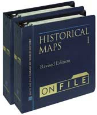 Historical Maps on File Ringbound
