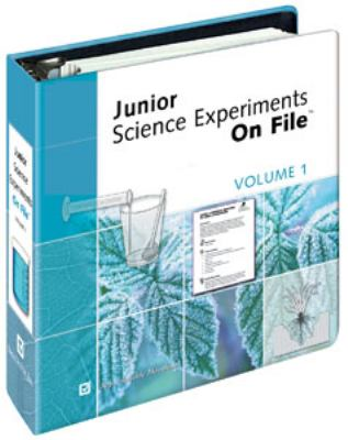 Junior Science Experiments on File