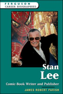 Stan Lee Comic-book Writer And Publishe