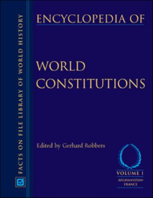Encyclopedia of World Constitutions