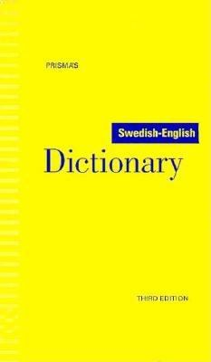 Prisma's Swedish-English Dictionary (Swedish and English Edition)
