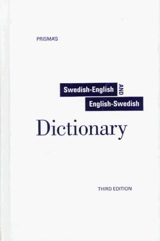 Prismas Unabridged Swedish-English/English-Swedish Dictionary