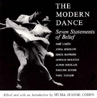 Modern Dance Seven Statements of Belief