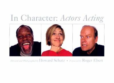 In Character Actors Acting