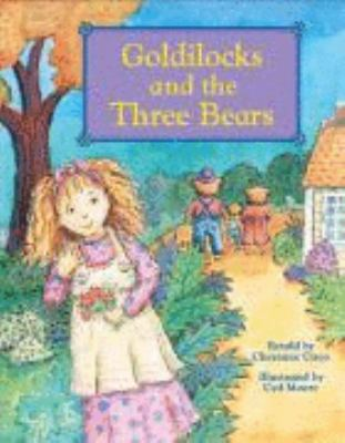 Big Book: Goldilocks and the Three Bears
