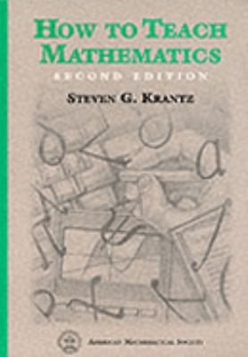 How to Teach Mathematics