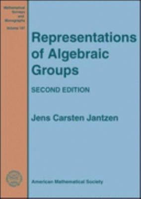 Representations of Algebraic Groups