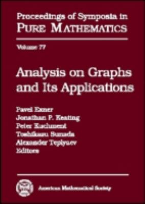 Analysis on Graphs and Its Applications