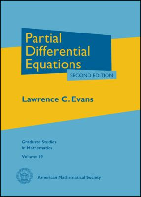 Partial Differential Equations: Second Edition (Graduate Studies in Mathematics)