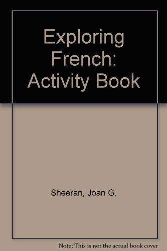 Exploring French Activity Book
