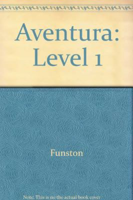 Aventura!Level 1 - with Dvd