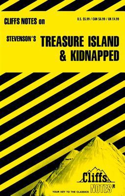 Cliffsnotes Stevenson's Treasure Island and Kidnapped