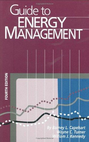 Guide to Energy Management, Fourth Edition