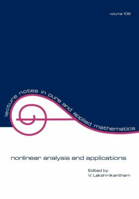Nonlinear Analysis and Applications