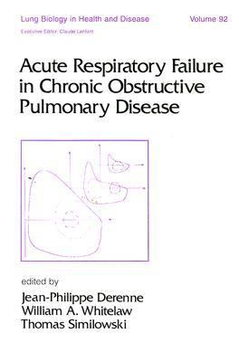 Acute Respiratory Failure in Chronic Obstructive Pulmonary Disease