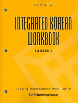 Int Korean Beg 2 2Nd Workb