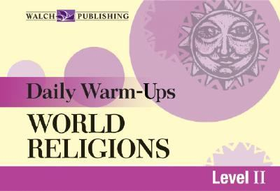 Daily Warm-ups For World Religions