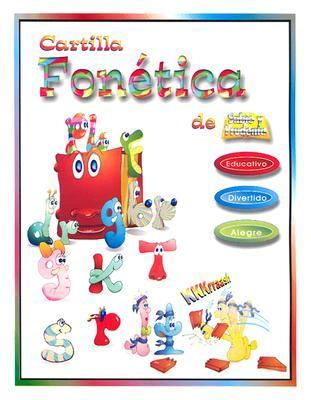 Cartilla Fonetica/Phonics Activity Book