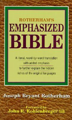 Rotherham Emphasized Bible A Literal Translation