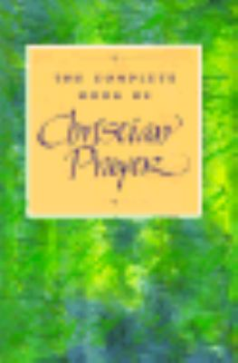 Complete Book of Christian Prayer - Publishing Company Continuum - Hardcover