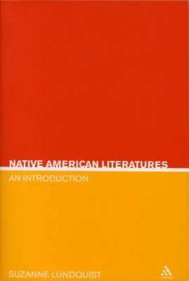 Native American Literatures An Introduction