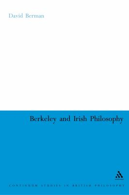 Berkeley And Irish Philosophy