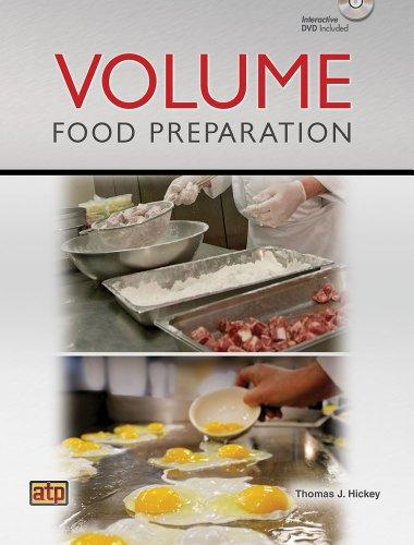 Volume Food Preparation
