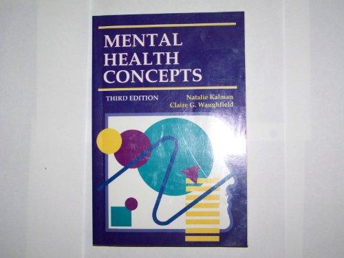 Mental Health Concepts