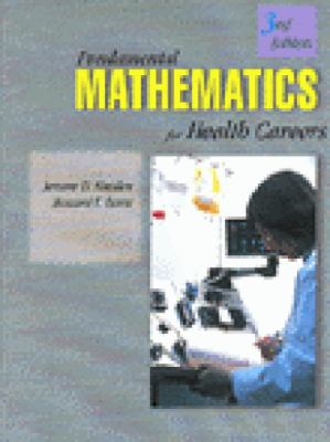 Fundamental Mathematics for Health Careers