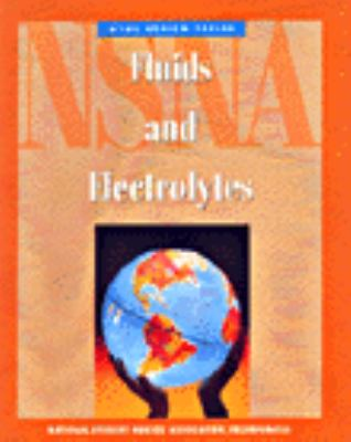 NSNA Review Series: Fluids and Electrolytes - Margaret A. McEntree - Paperback
