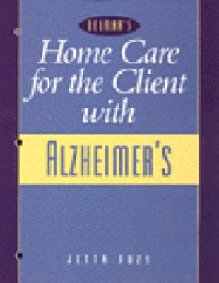 Home Care F/client W/alzheimers
