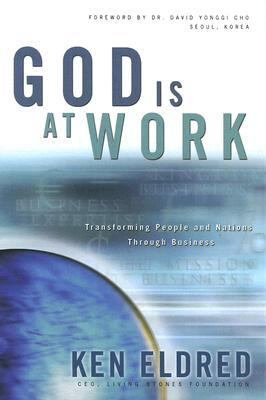 God Is at Work - Eldred, Kenneth A., Yonggi-Cho, David pdf epub