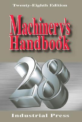 Machinery's Handbook 28th Edition Large Print