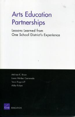 Arts Education Partnerships Lessons Learned from One School District's Experience