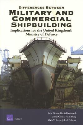 Differences between Military and Commercial Shipbuilding Implications for the United Kingdom's Ministry of Defence