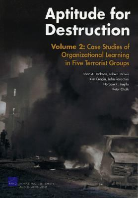 Aptitude for Destruction Case Studies of Organizational Learning in Five Terrorist Groups