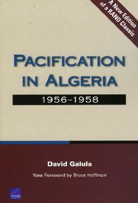 Pacification in Algeria, 1956-1958