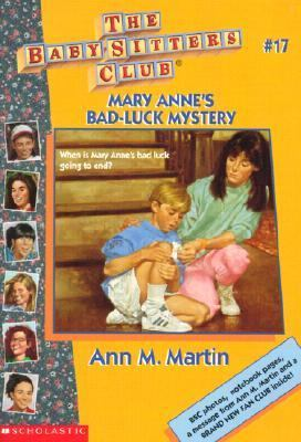 Mary Anne's Bad-Luck Mystery